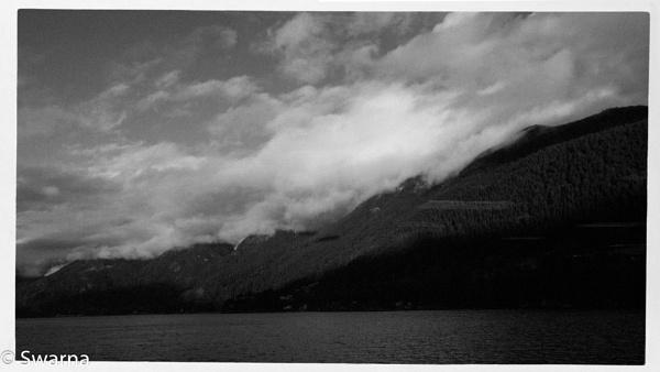 Coastal Mountains... by Swarnadip