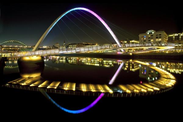millennium bridge by kenwil