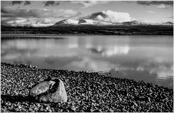 Loch Laidon by mac