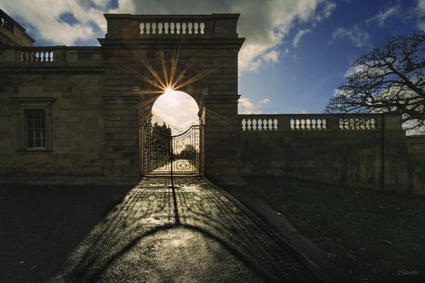 Golden Gates by Fefe
