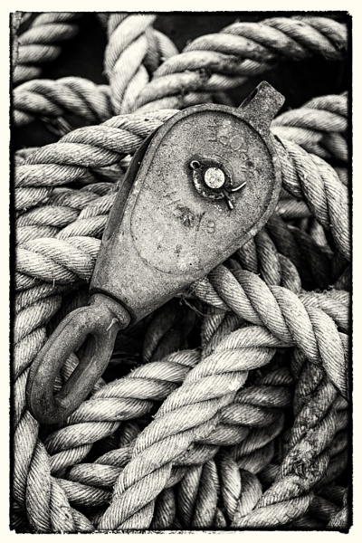 Trawler Rope by johnp