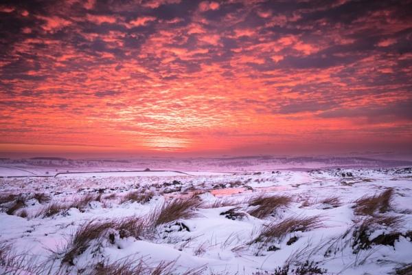 Winter Sky by Legend147