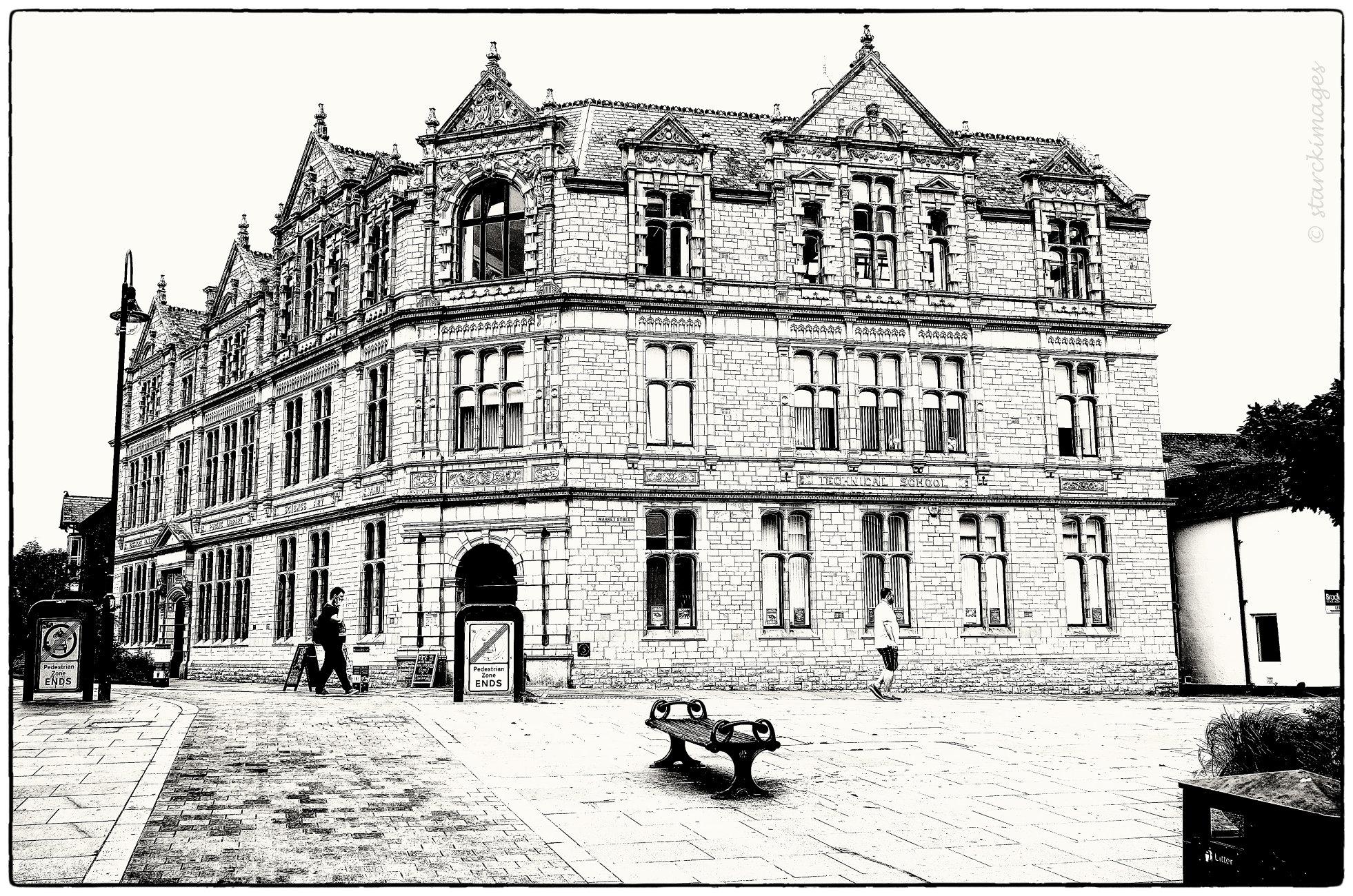 Newton Abbot Library