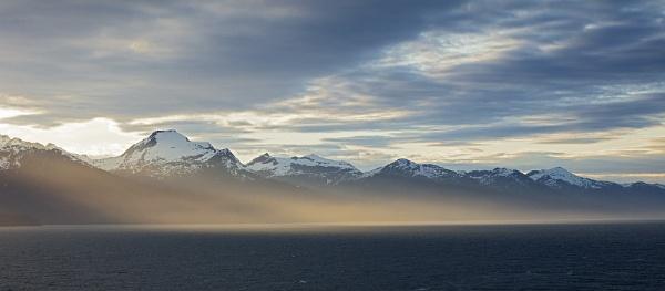 Sailing thro Alaska by VincentChristopher
