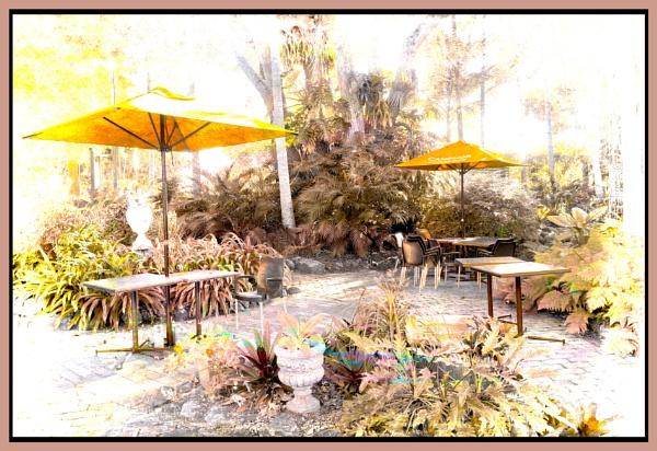 Garden Café by Peco