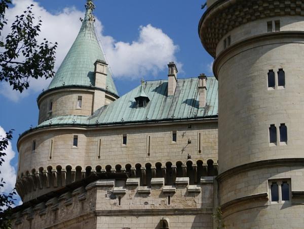 castle by elousteve