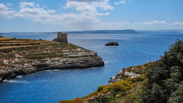 Gozo Channel by Xandru