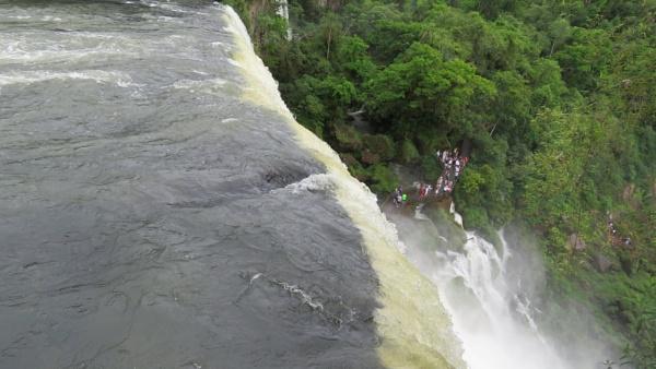 Iguazu Falls by TheURL