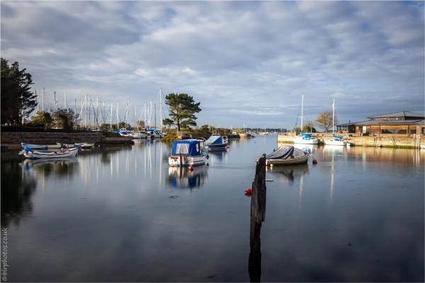 Yacht Harbour by blrphotos
