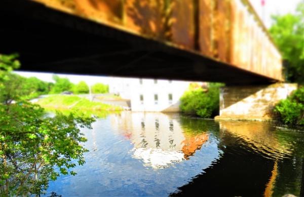 \'Water Under The Bridge\' by judee