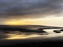 Peace in the receding tide