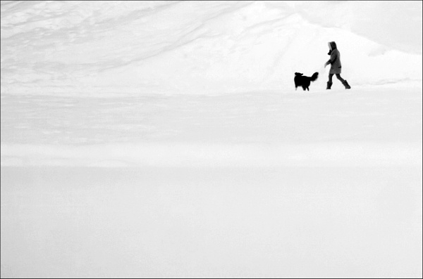 Walkin\' the dog... by aitchbrown
