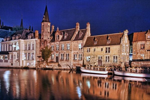 Bruges by sandwedge