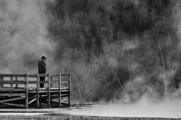 Yellowstone Boardwalk Viewer by Zydeco_Joe