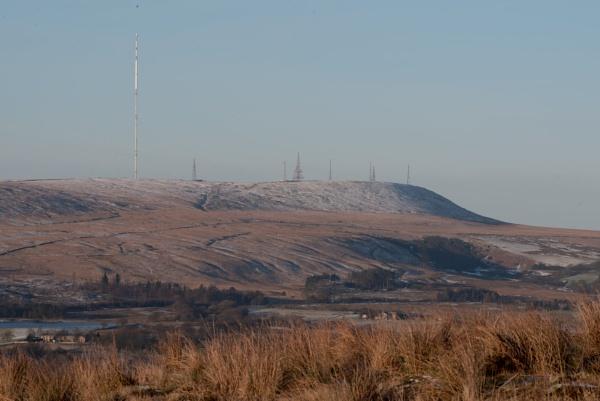 Winter Hill by GPWalker