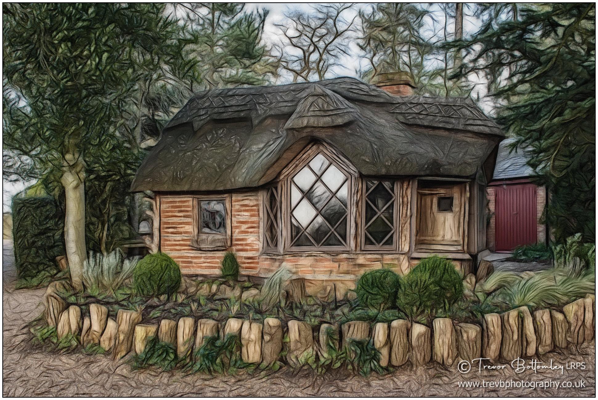 The Summerhouse, Charlecote Park