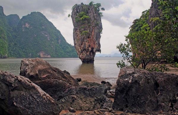 James Bond Island by sweetpea62