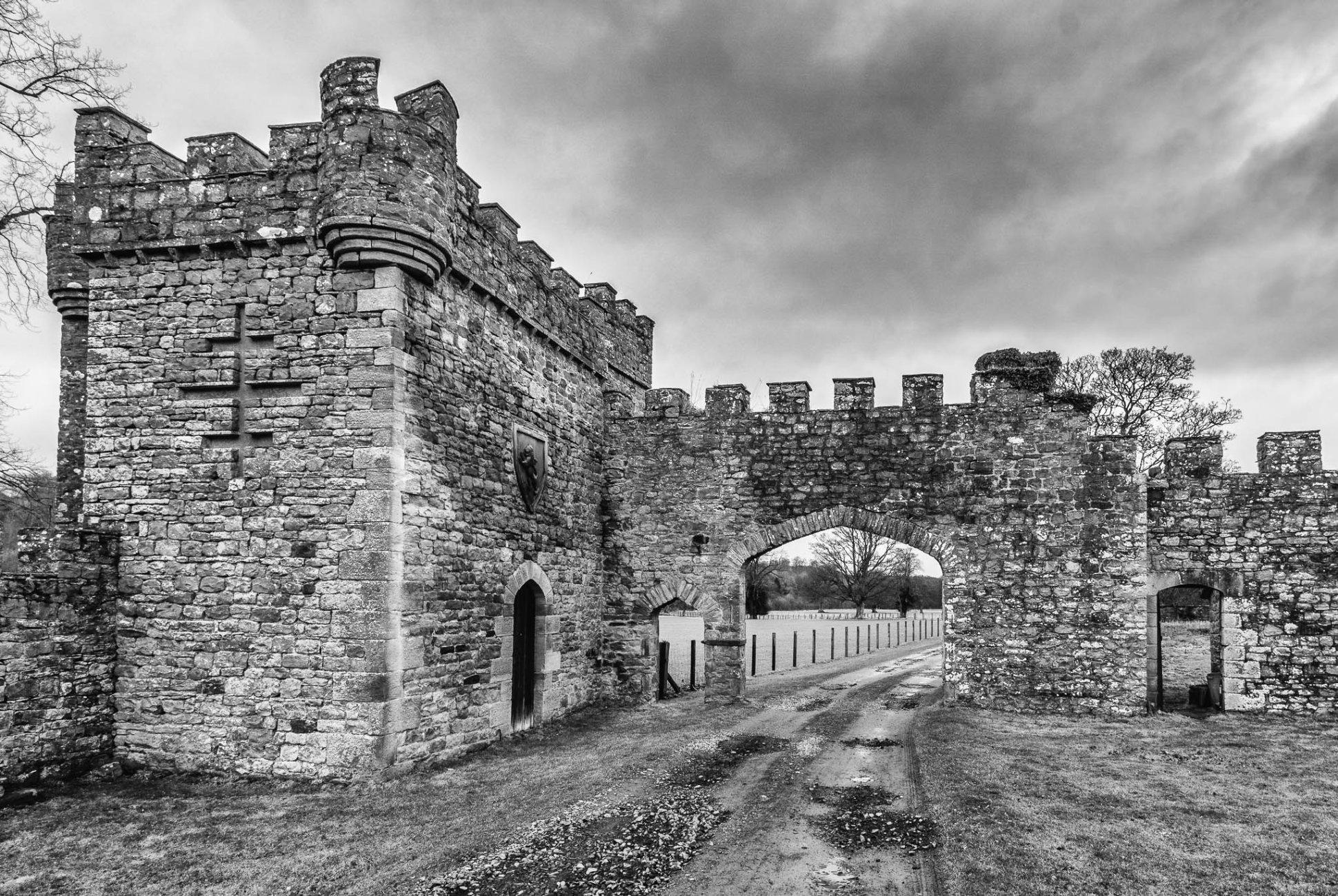 Leaving the Castle