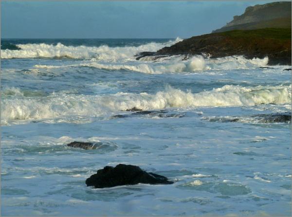 Wild at the coast by JuBarney