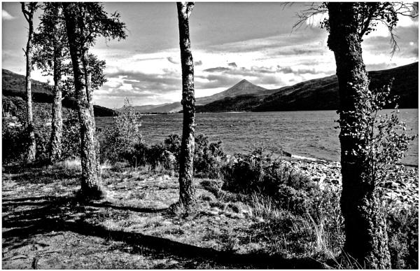 Schiehallion, Loch Rannoch by mac