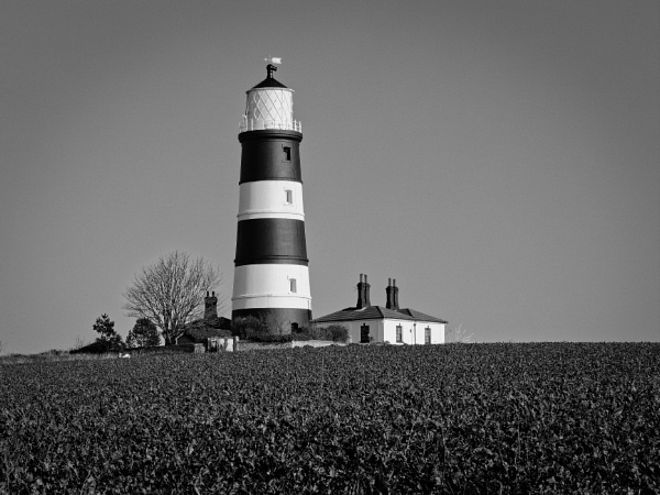 Happisburgh Lighthouse by pdunstan_Greymoon