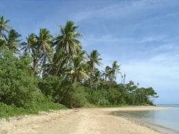 Robinson Crusoe Island - Fiji