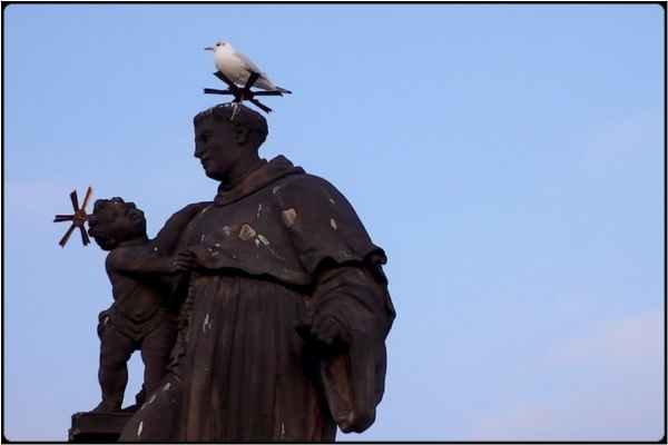 the saint by FabioKeiner