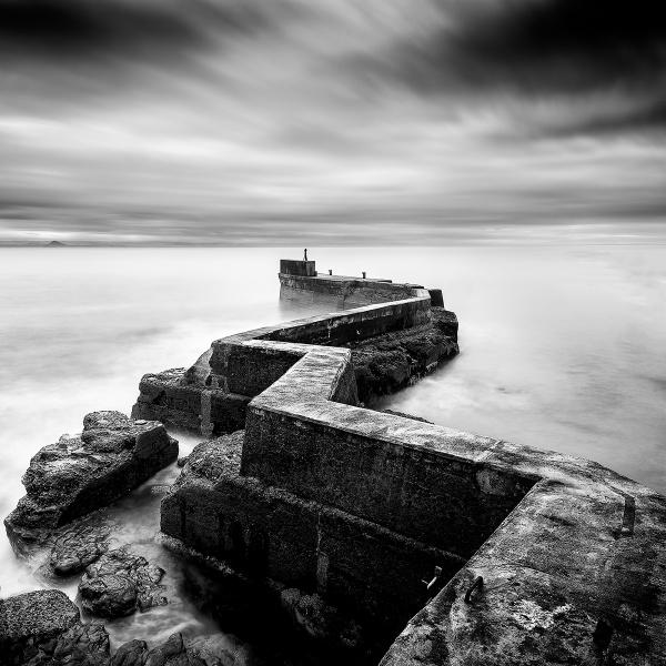 St Monaco Breakwater by peter74