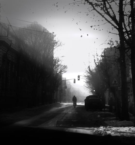 Daily Street VII by MileJanjic