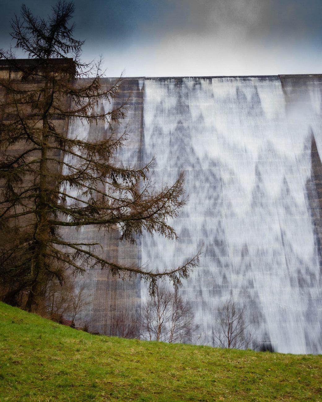 Booth Wood Reservoir Dam...