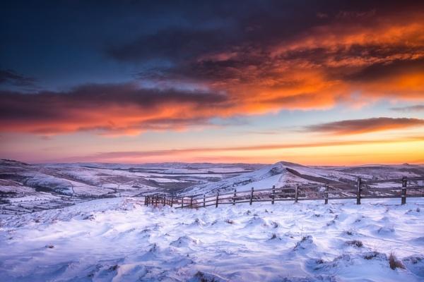 Great Ridge Winter by Legend147