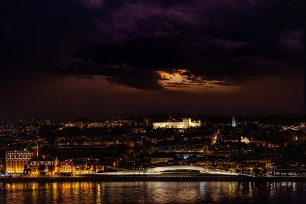 Leaving Lisbon by Owdman
