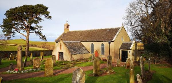 Spott Parish Church by davyskid