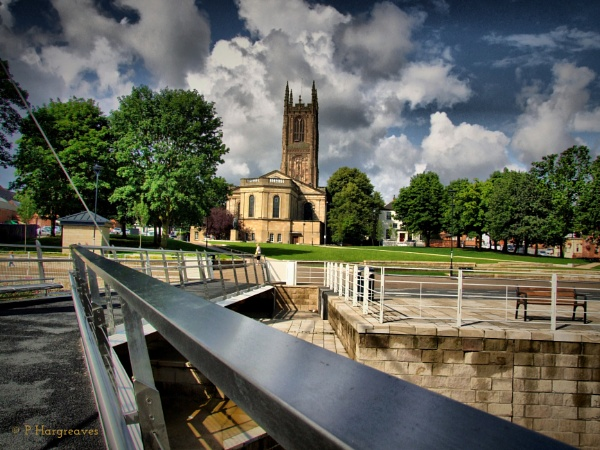 Derby Cathedral by snookerball