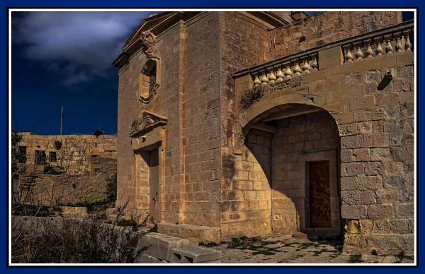 BAROQUE Chapel ---- FAWWARA: LIMITS OF SIGGIEWI --- Our Lady of Mount Carmel by Edcat55