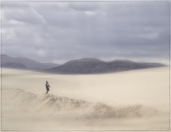 Sand Walker by MAK2