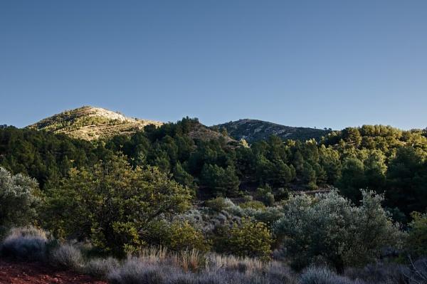Serra Calderona by Pmitch