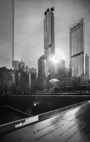 9-11 Memorial NY by AMS1
