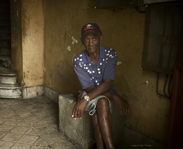 Leaving Cuba.. by BURNBLUE