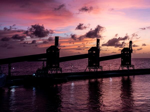Barbados Dock by PhilAJ