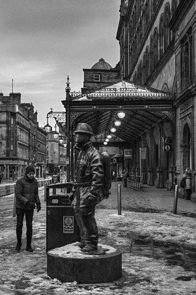 Glasgow, Gordon St by AndrewAlbert