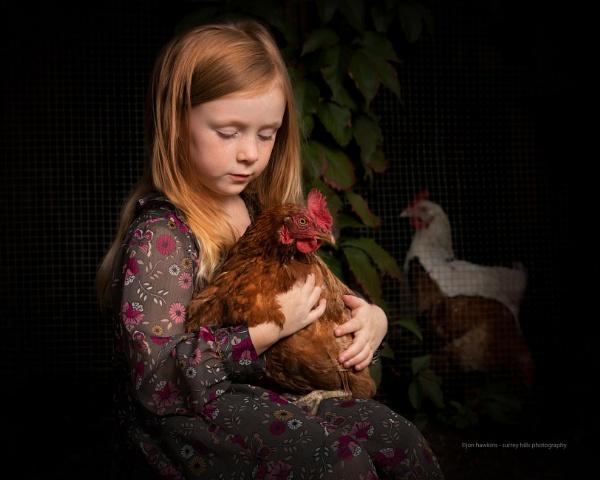 Love Your Chicken by SurreyHillsMan