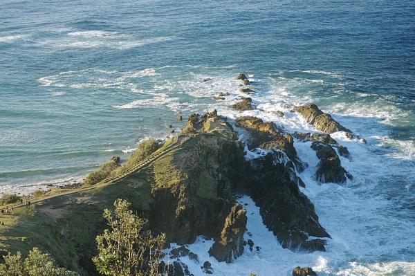 Cape Byron by harrywatson