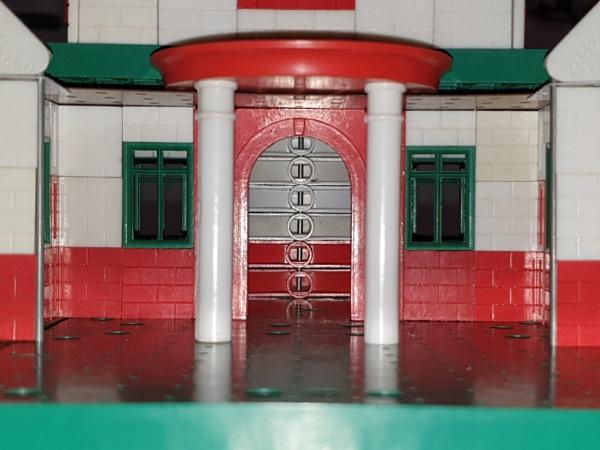 Through The Bayko Door by YoungGrandad