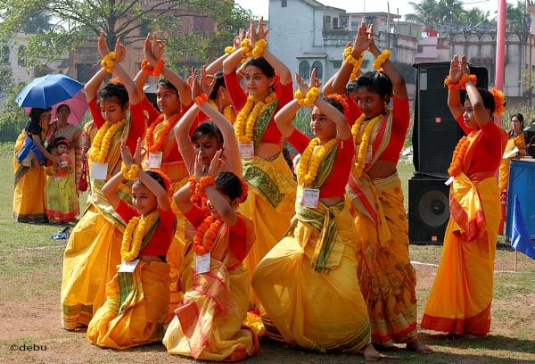 Basant Utsav(Holi / Spring Festival)..2a by debu
