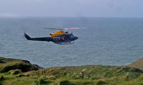 Coastguard by JuBarney