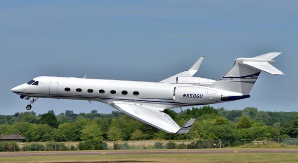 Gulfstream G550 by nealie