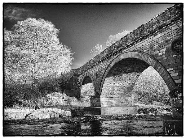 The bridge at Cumledge by milepost46