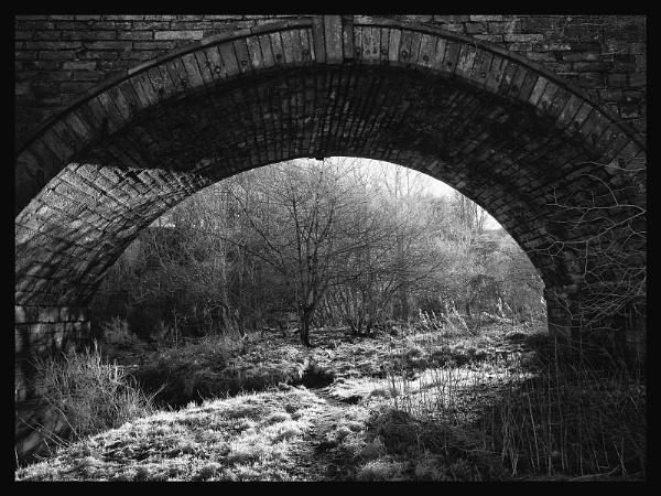 Through the bridge by milepost46