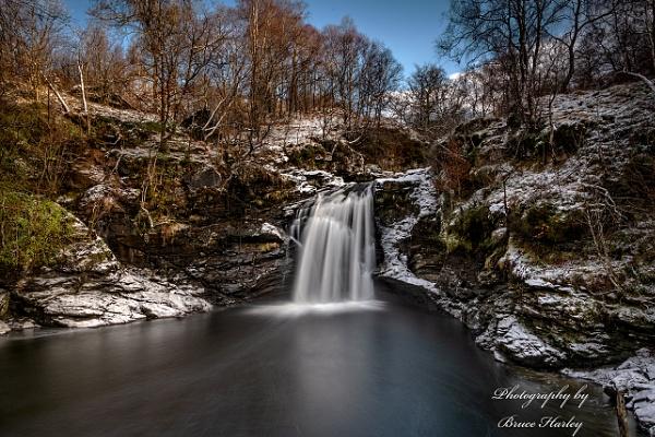 The Falls of Falloch by MunroWalker